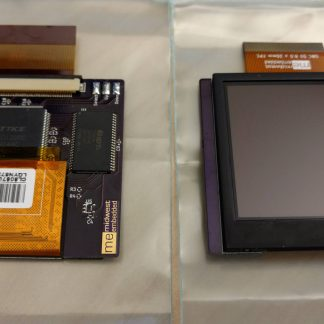 Game Boy Color LED Backlit LCD Module